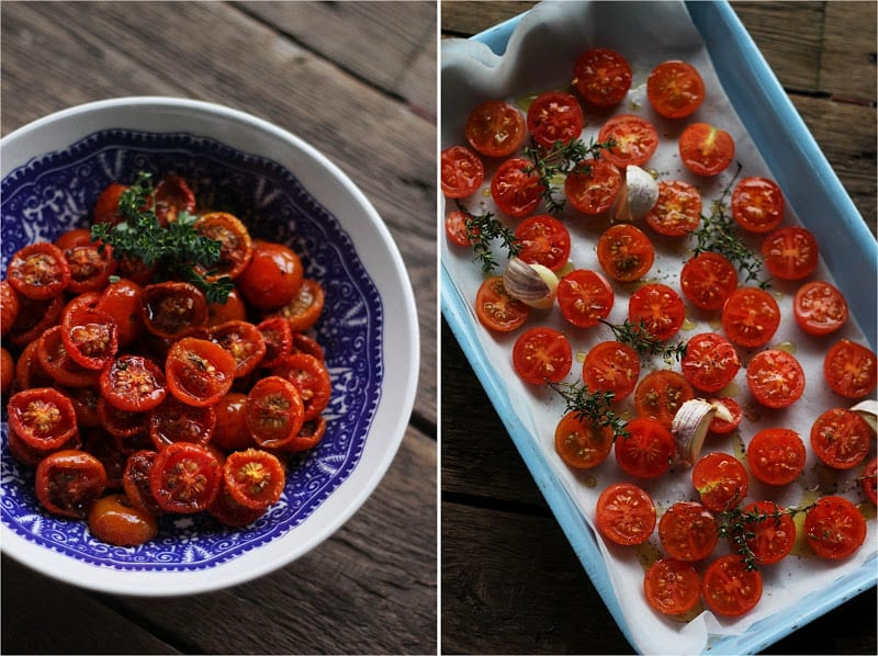 semidried tomater tomatoes opskrift