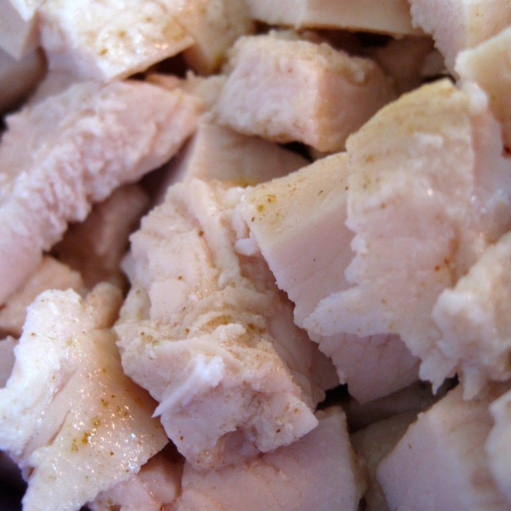 kyllingesalat, opskrift, sundt, nemt, lækkert, opskrift, velbekomme, willowlounge.dk