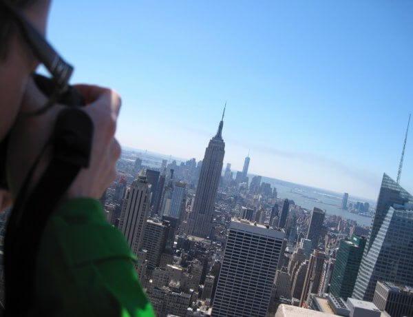 new york state of mind, rockefeller, view, udsigt, foto, photo