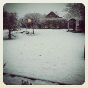 5, sne, snevejr, vinter, januar, blog