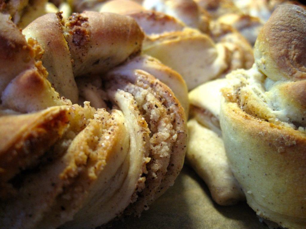 kanelsnurrer, kanelsnurre, kanel, kage, opskrift, velbekomme, lækkert