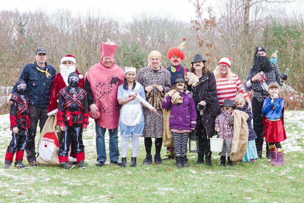 familie, fastelavn, 2015, fotograf, portræt, udklædning