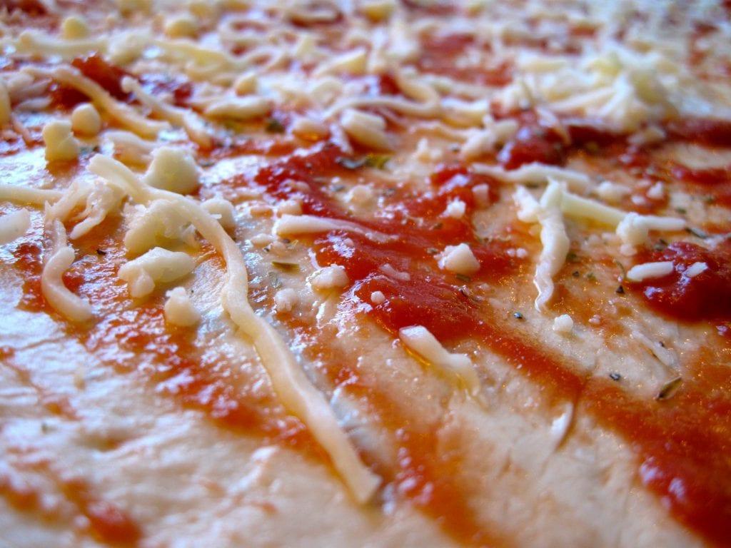 pizzasnegle, pizza, bage, opskrift