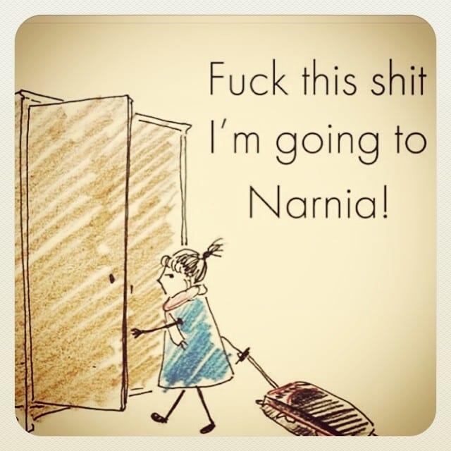 instagram, Narnia