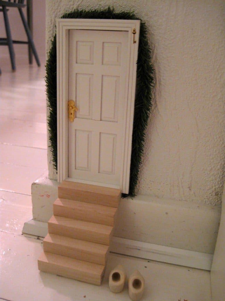 Udestående Nissedør - en nisse flytter ind | Willowlounge.dk XE46