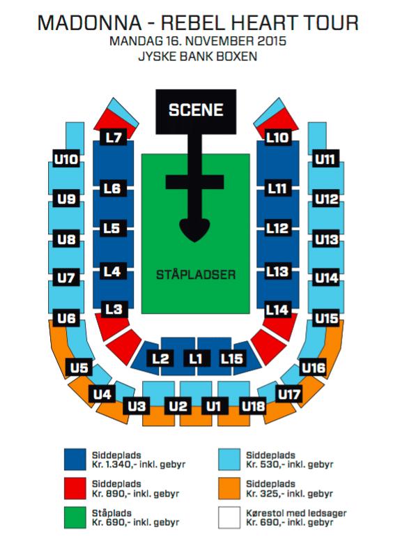 Madonna, boxen, jyske-bank, jyske, bank, herning, musik, idol