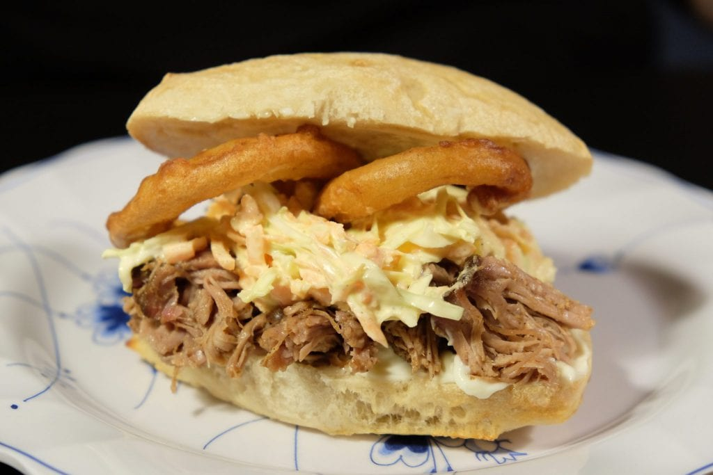 Hjemmelavet Pulled Pork – langtidsstegt