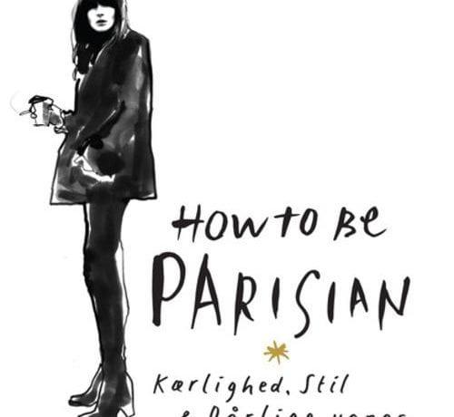 saxo, bøger, how to be Parisian, dansk
