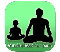 mindfulness, stress, hverdag, for børn, app