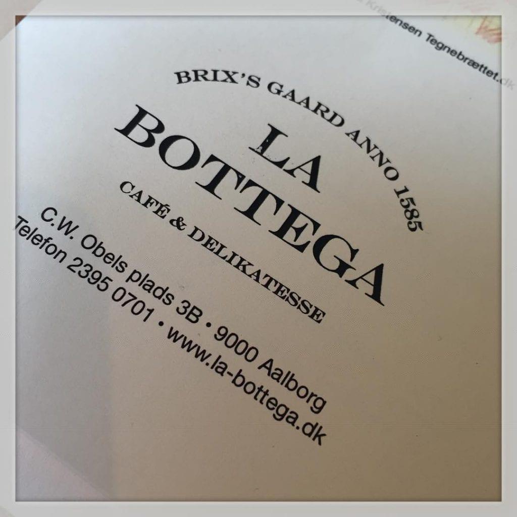 La Bottega ?? #labottega #labottegaaalborg #frokost #velbekomme #lunch #iloveit #ferie #vacation #yesplease ????