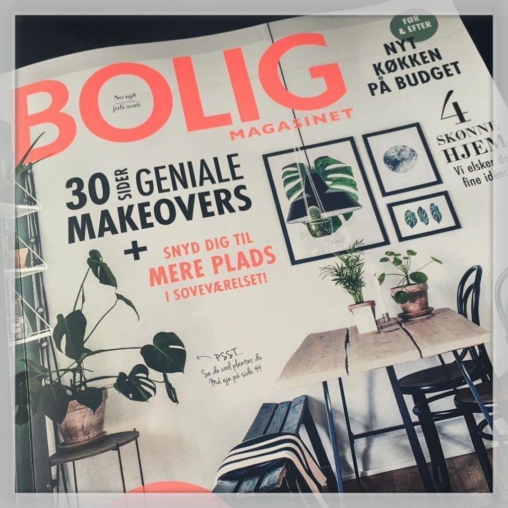 Nu; kaffe og boligblad ?? #boligmagasinet #boligmagasinetdk #kaffe #tidtilmigselv #yesplease #vacation #ferie #iloveit ??