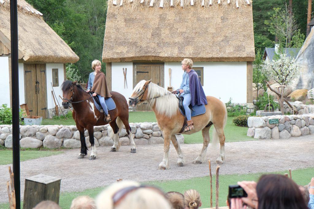 10, ferie, Pippiland, Astrid Lindgrens Verden, Emil