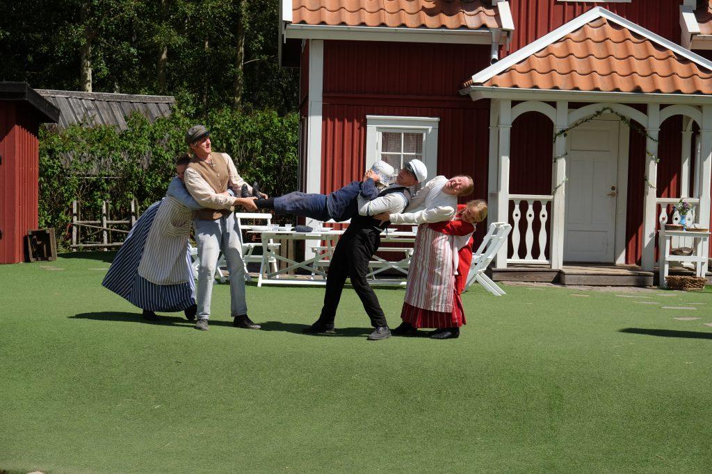 ferie, Pippiland, Astrid Lindgrens Verden, Emil
