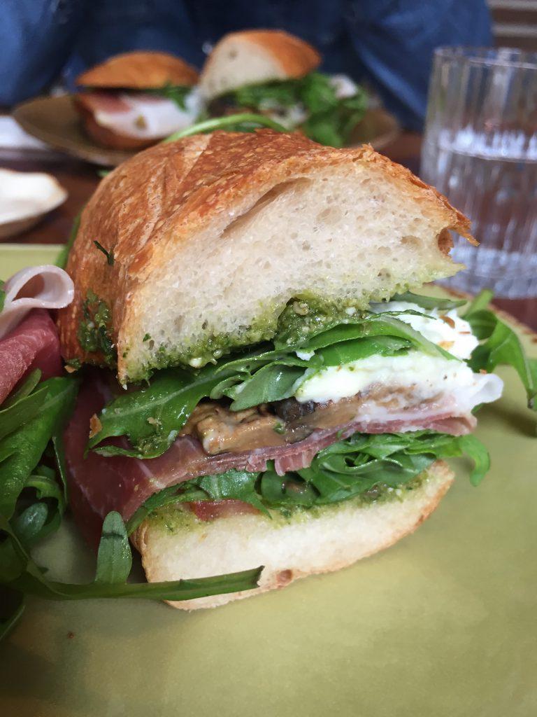 ferie, sandwich, god mad, aalborg, la bottega