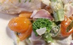 Verdens nemmeste og hurtigste aftensmad - som også er sund, opskrift,