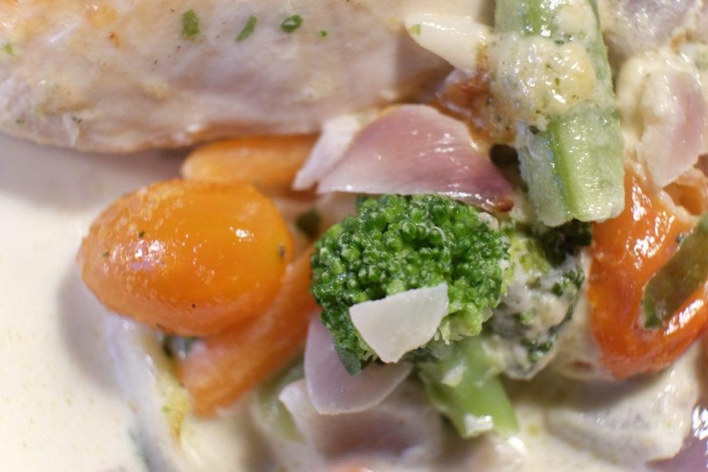 nemmeste aftensmad, Verdens nemmeste og hurtigste aftensmad - som også er sund, opskrift,