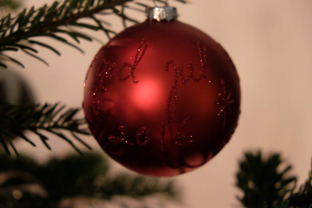 Juletraditioner, juletradition, julekugle, juletræ, pynt, jul,