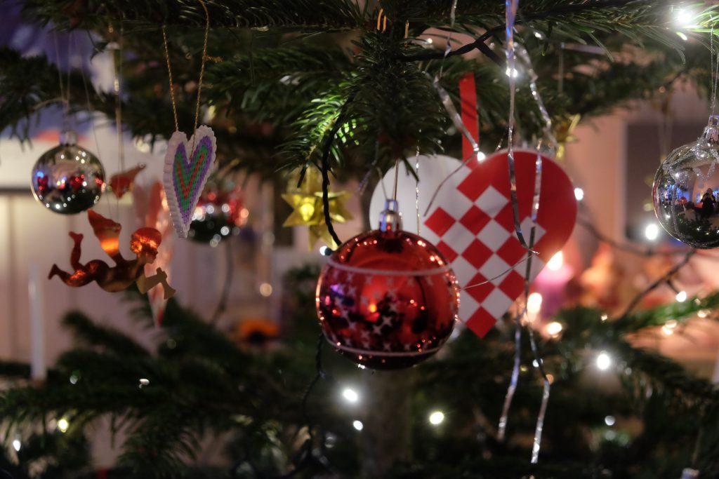 Juleaften, 2016, stemningsbilleder, jul, hygge, juletræ, julebord,