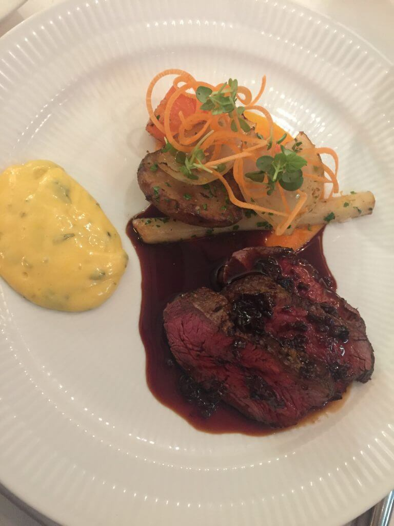 Mortens Kro - en fantastisk aften med madklubben