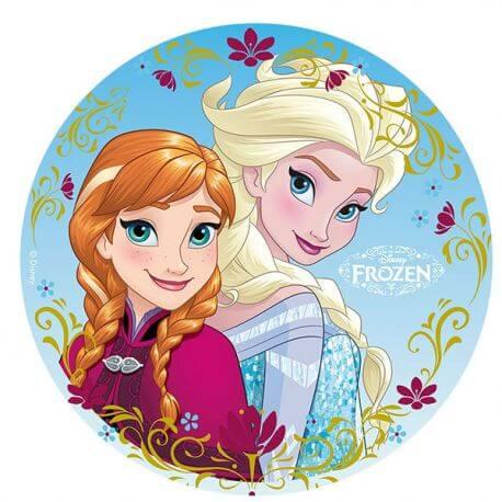 Fødselsdag med Frozen tema