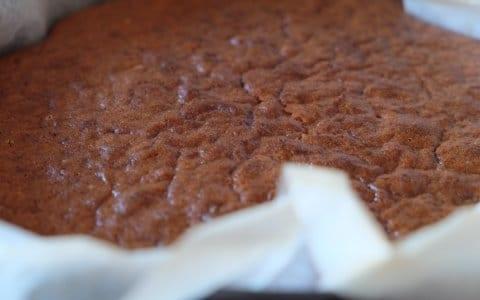 bondekonens chokoladekage, opskrift