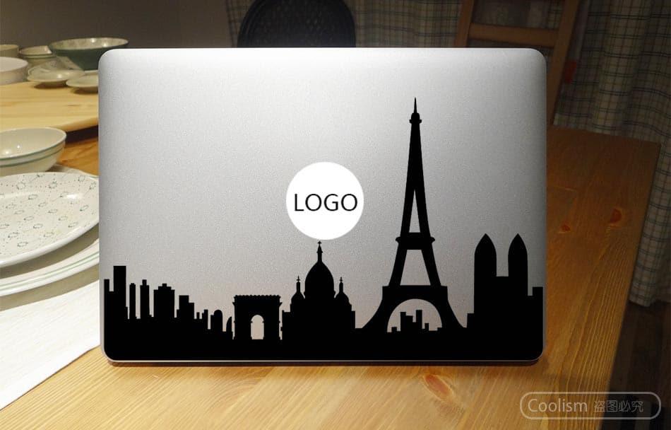 stickers, macbook, pynt macbook