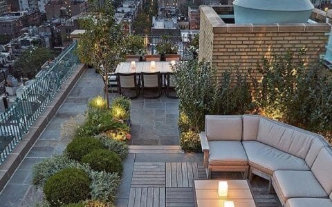 terrasse, inspiration, drømme,