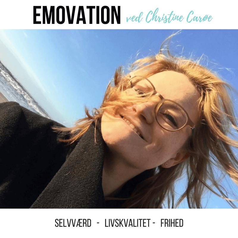 stærke kvinder, emovation, christine carøe