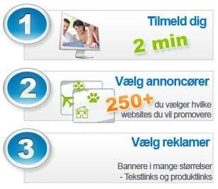 Sådan tjener du penge med din blog, blogtips, partner adds
