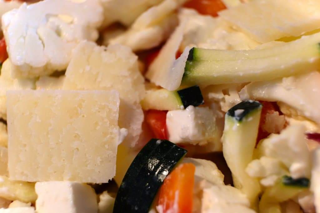 9 ting, jeg har lært i min sommerferie, salat uden salat