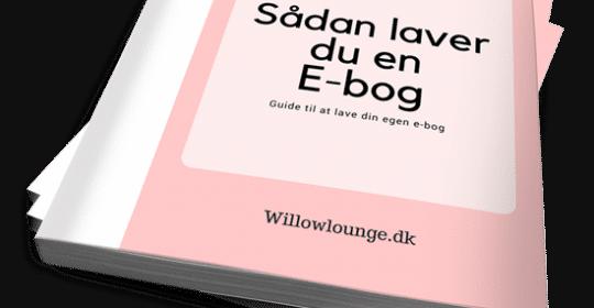sådan laver du en e-bog, videoguide, blogtips
