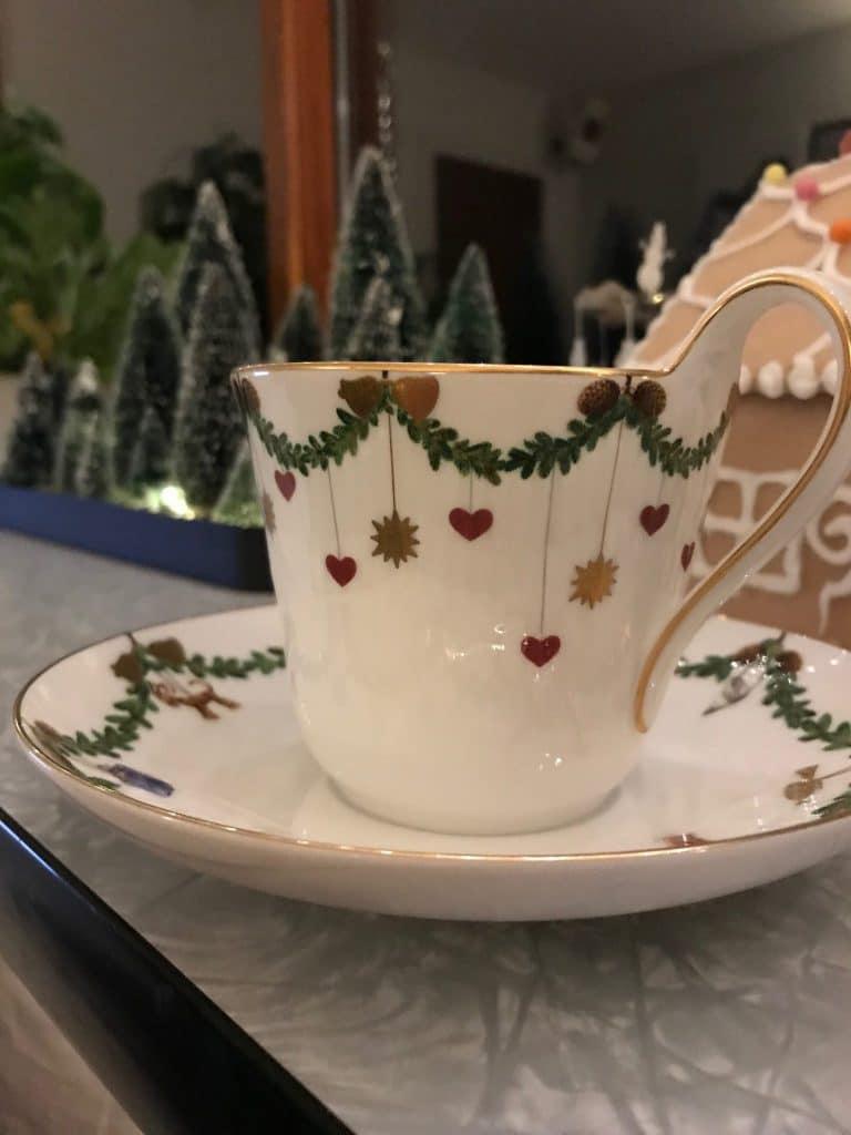 december, royal copenhagen, fødselsdag, glædelig jul, julekop