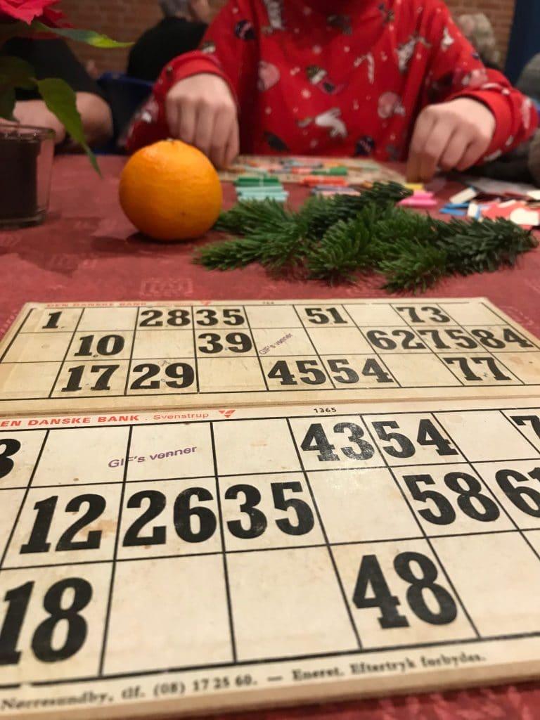 december, glædelig jul, julebanko