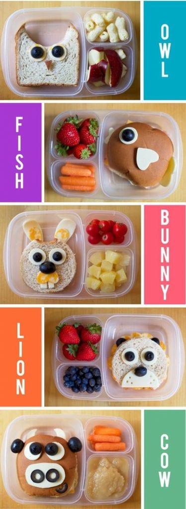 Lækre og nemme madpakketips, som dine børn vil elske