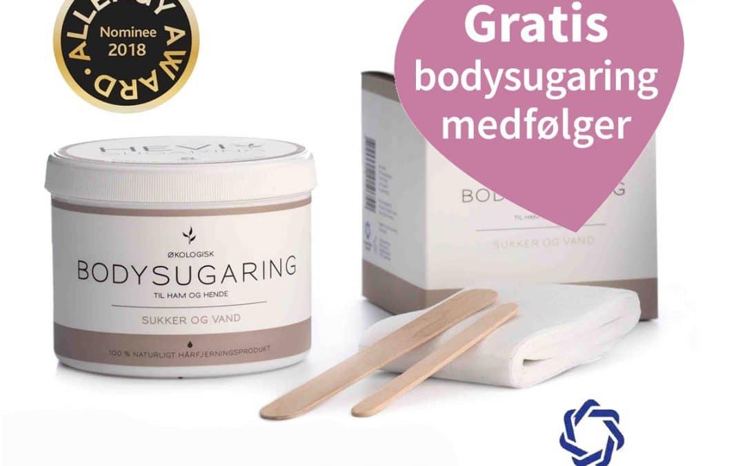 Hevi Sugaring – Lækre sommerben uden hår