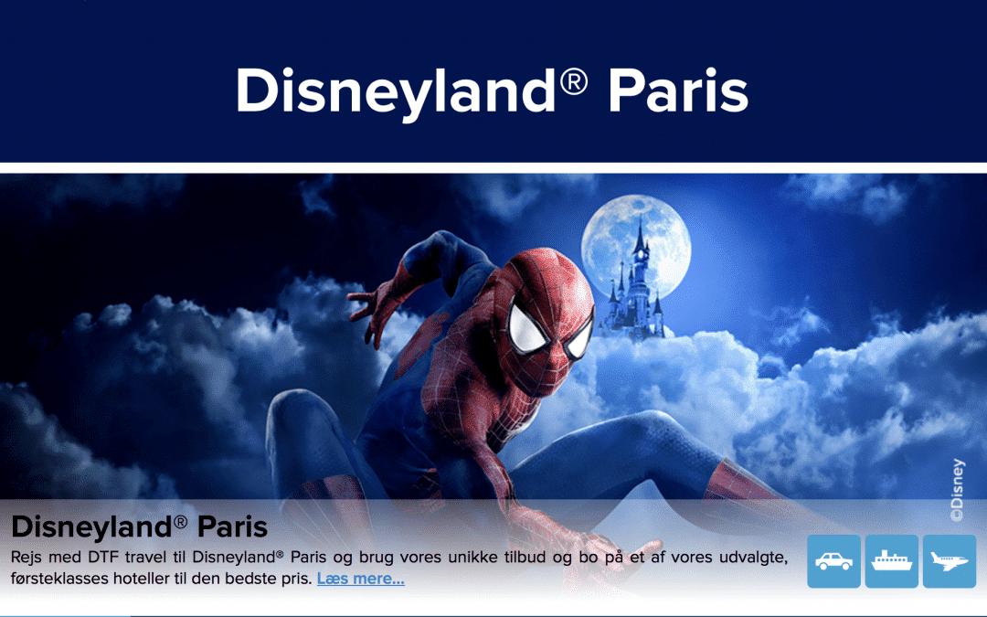 Disneyland – jeg drømmer bare…