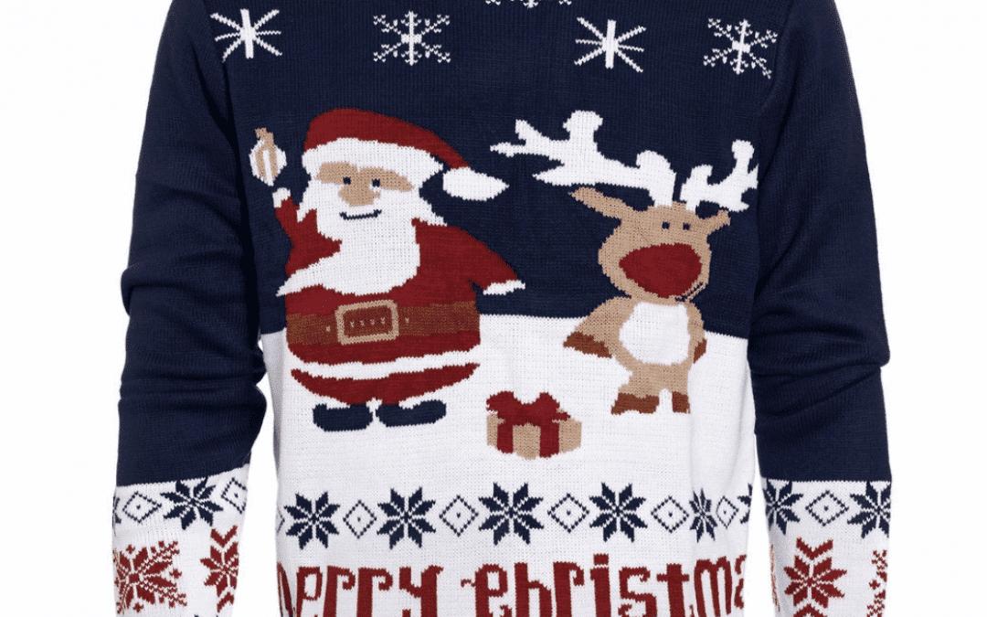 Julesweater – jeg har lige bestilt den her